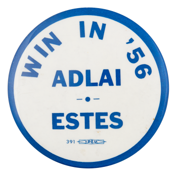 Adlai Estes Political Button Museum