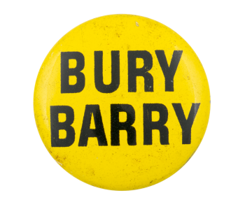 Bury Barry Political Button Museum