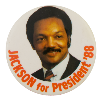 Jackson for President Political Button Museum