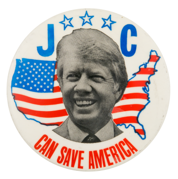 JC Can Save America Political Button Museum