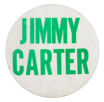 Jimmy Carter Political Button Museum