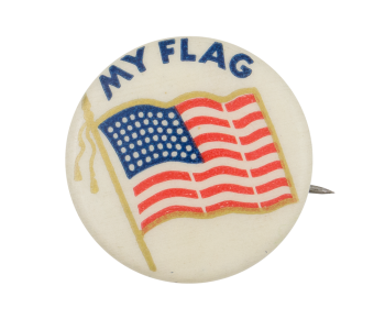 My Flag Political Button Museum