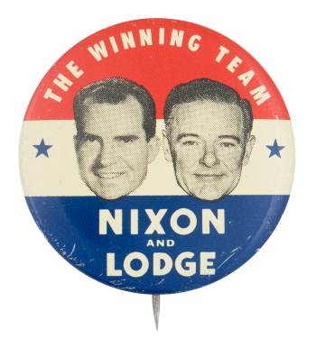Winning Team Political Button Museum