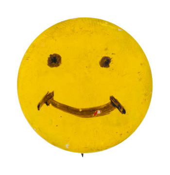 Hand Drawn Smiley Smileys Button Museum
