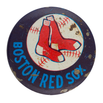 Boston Red Sox Sports Button Museum