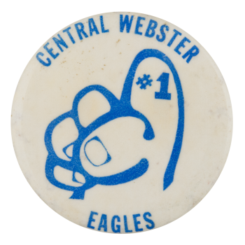 Central Webster Eagles Sports Button Museum