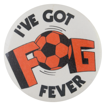 Fog Fever Sports Button Museum