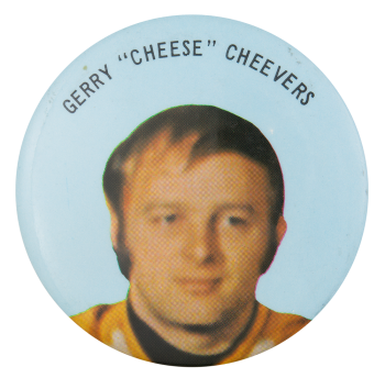 "Gerry ""Cheese"" Cheevers Sports Button Museum"