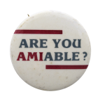 Amiable Advertising Button Museum