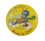 Bug A Boo Advertising Button Museum