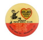 Member Patsy Doll Club Club Button Museum