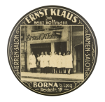 Ernst Klause Advertising Button Museum