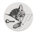 Chessie Advertising Button Museum