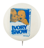Ivory Snow Advertising Button Museum