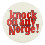 Knock On any Norge Advertising Button