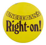 Uncle Dan's Right-on Advertising Button Museum