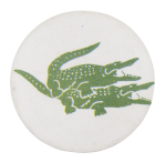 Alligators Art Button Museum