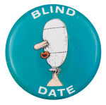 Blind Date Art Button Museum