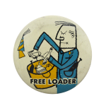 Free Loader Art Button Museum