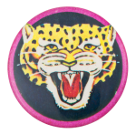 Leopard Art Button Museum