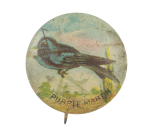 Purple Martin Art Button Museum