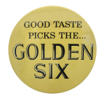 Golden Six Beer Button Museum