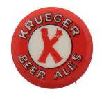 Krueger Beer Beer Button Museum