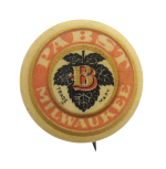 Pabst Milwaukee Beer Button Museum