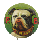 P.B. Bulldog Beer Button Museum