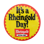 Rheingold Extra Dry Beer Button Museum