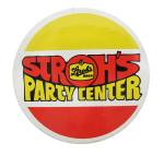 Stroh's Party Center Beer Button Museum