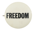Freedom Cause Button Museum