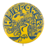 Hairpower Cause Button Museum