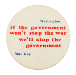 If the Government Won't Stop Cause Button Museum