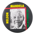 Nelson Mandela Cause Button Museum