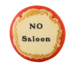 No Saloon Cause Button Museum