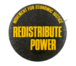 Redistribute Power Cause Button Museum
