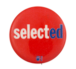 Selected Cause Button Museum