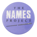 The Names Project Cause Button Museum