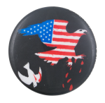 United States Peace Cause Button Museum