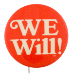 We Will Cause Button Museum