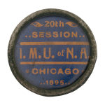 20th Session Chicago Button Museum