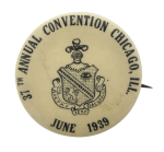 37th Annual Convention Chicago Button Museum