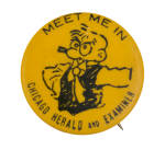 Chicago Herald and Examiner Chicago Button Mueum