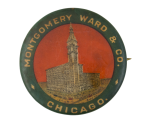 Montgomery Ward & Company Chicago Button Museum