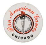 Pan American Games Chicago Chicago Button Museum