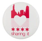 Sharing It Chicago Button Museum