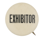 Exhibitor Club Button Museum