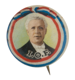 International Order Of Foresters  Club Button Museum