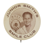WMCA Junior Smith Club Button Museum